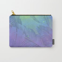 Rainbow in Palms Carry-All Pouch