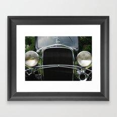 Chevrolet classic Framed Art Print