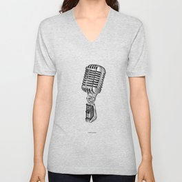 Spoken words Unisex V-Neck