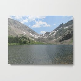 From the South Metal Print