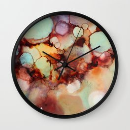Organic & Earthy 2 Wall Clock