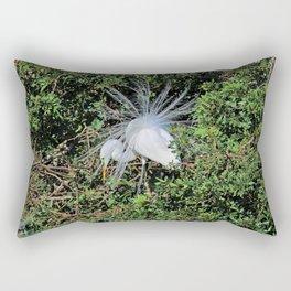 Through the Lens of Harmony Rectangular Pillow