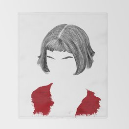 Amelie Throw Blanket