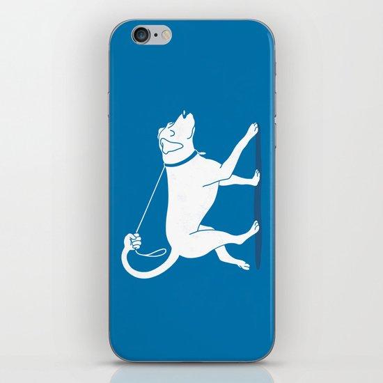 No Worries, I'll Just Walk Myself iPhone & iPod Skin