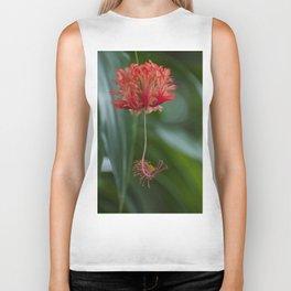 Floral Print 034 Biker Tank