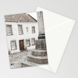 Mercat Cross Art Print | Scotland Photography | Mercat Cross In Culross Cranesmuir Stationery Cards