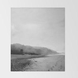 Stinson Beach, California Throw Blanket