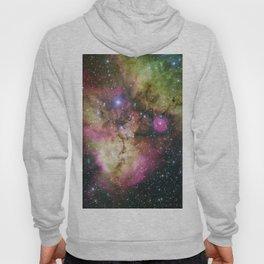 Galaxy NGC 2467 Hoody