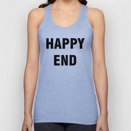 Happy End Unisex Tank Top