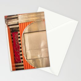 Le dancing Stationery Cards