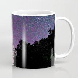 Galaxy Waterfall (Color) Coffee Mug