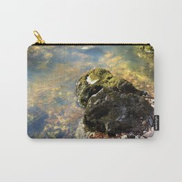 Alone in Secret Hollow with the Caves, Cascades, and Critters, No. 9 of 20 Carry-All Pouch