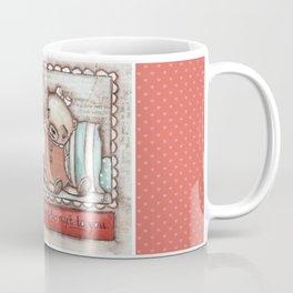 """""""Lucky Bears"""" by Diane Duda Coffee Mug"""