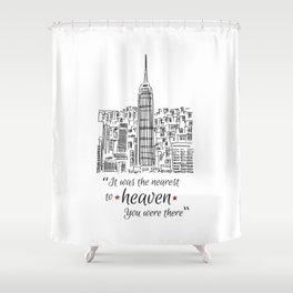 Heaven Shower Curtain
