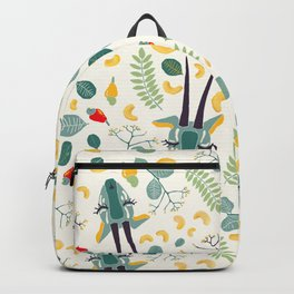 Cashew Nuts Pattern (Version 1) Backpack