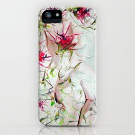 Beautiful nude - DornXchen iPhone Case