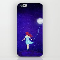 redhead iPhone & iPod Skins featuring redhead by Nancy Woland