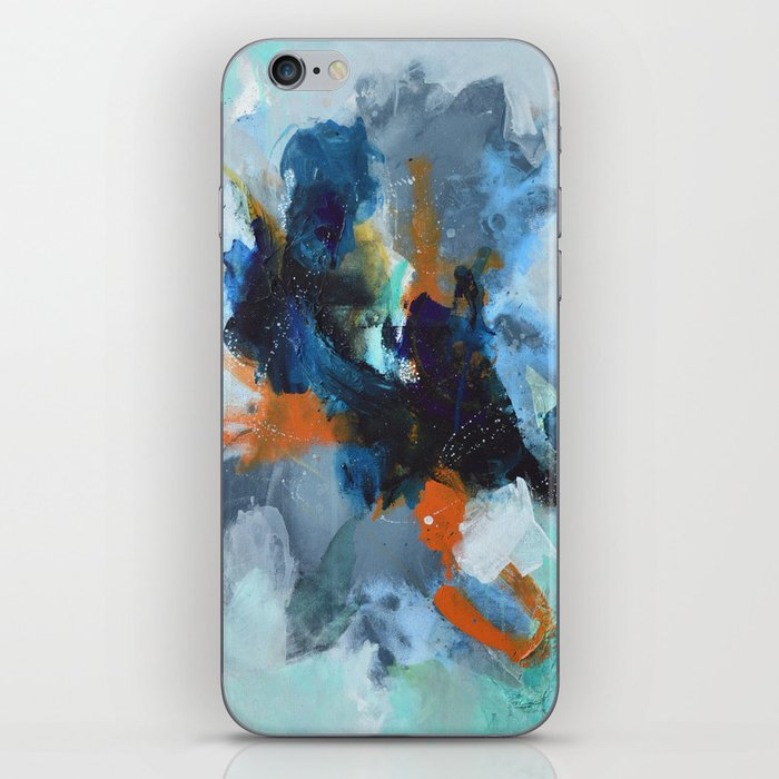 You're Not Done Yet iPhone Skin