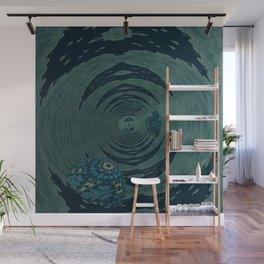Watchful Eye Funnel 4 Wall Mural