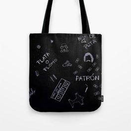 Pablo Escobar Tote Bag