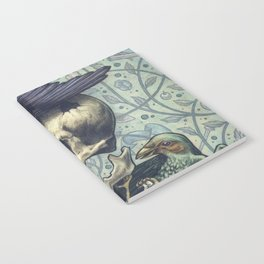Bowerbirds Notebook