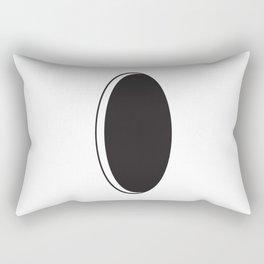 The Black Hole Rectangular Pillow