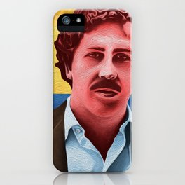 "Pablo Escobar ""Medellin"" iPhone Case"