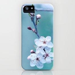 hope springs eternally green iPhone Case