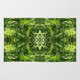 Fern Pattern Rug