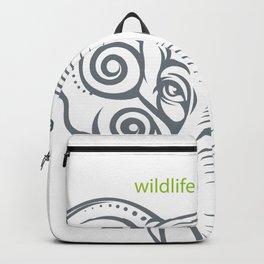 elephant head Backpack