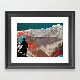 # Sobrevivência Periférica Framed Art Print