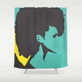 SHE ENDURES Shower Curtain