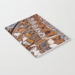 Pasha Butterfly Wing Notebook