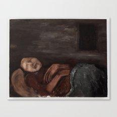 Sweet Slumber Canvas Print
