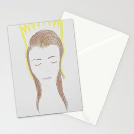 Queen of the Water Stationery Cards