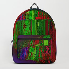 Cage Ball Backpack