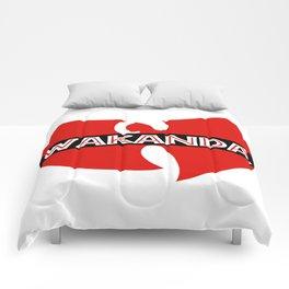 Wakanda Forever Comforters