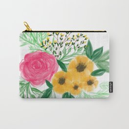 Floral Bouquet no. 2 Carry-All Pouch