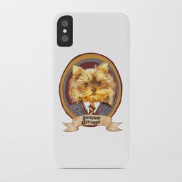 Hairy Pawter's: Hairmione Grrranger iPhone Case