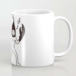 Crayfish Man - Tan yourself! Coffee Mug