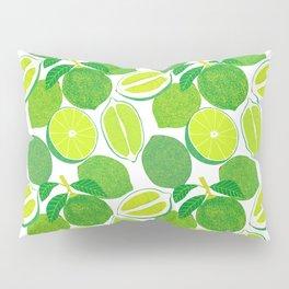 Lime Harvest Pillow Sham