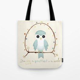 Flying Free Tote Bag