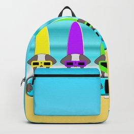 Shih Tzu Surf's Up Backpack