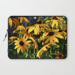 Black and Yellow. Laptop Sleeve
