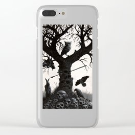 Insight Out Clear iPhone Case