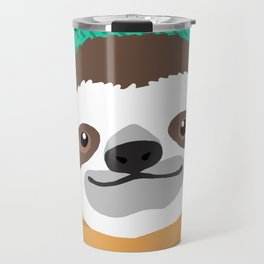 Brad Sloth Travel Mug