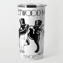 rumours of fleetwood 2019 mac tour penguin kalsium Travel Mug