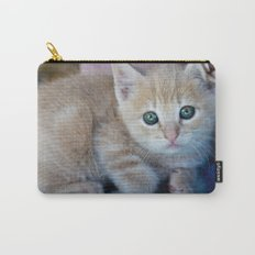 Red Kitten Carry-All Pouch