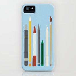 Write Stuff iPhone Case