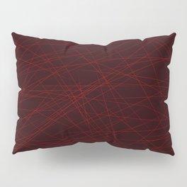 RedLines Pillow Sham